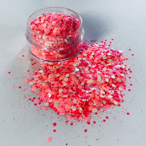 CANDY FLOSS GLITTER POT - 10g